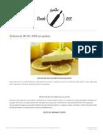 ? Receta de PAY DE LIMÓN con galletas - FonQui repostería.pdf