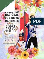 Reglamento Feria de Flores 2019