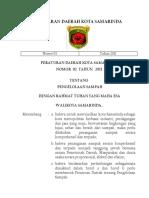 perda no 2 tahun 2011 samarinda.pdf