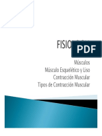 fisiologia musculos