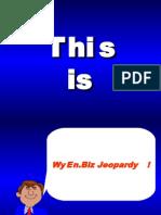 Jeopardy Game 2008