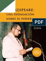 Shakespeare Indagación sobre el poder. Estanislao Zuleta.pdf