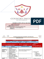 Dosificación anual  Geografía.docx