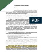 Unidad II Análisis psicosocial positivo en organizaciones socialmente responsables