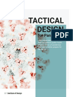 Tactical Design for Pandemics