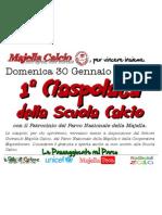 1a Ciaspolata Della Scuola Calcio