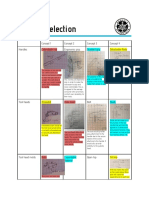 wesley fink - classification scheme designs selection