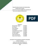 tugas pokok dan fungsi SDM RS