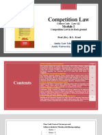 Lecture 1 - Competition Law - PPT (1)