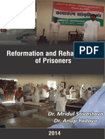 Reformation and Rehabilitation of Prisoners