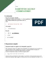 Calcolo combinatorio.pdf