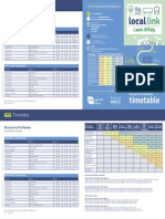 Local Link Portlaoise to Roscrea Bus Timetable
