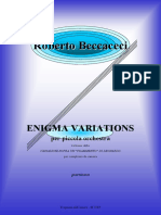 Enigma variations_Partitura