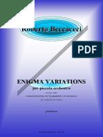 Enigma variations_Partitura