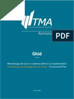 Ghid TMA - managementul crizei