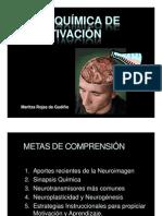 Neuroquímica de la Motivación