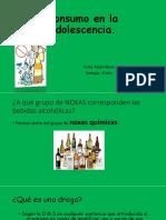 consumo bebidas alcoholicas