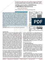 Isolation and Characterization of PGPR from Paper Mill Effluent Infested Area