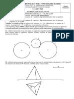 3 2020-04-27 Dibujo Técnico II