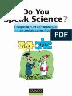 Défourneaux, Marc - Do you speak science _ Comprendre et communiquer en anglais scientifique-Dunod (2011).pdf