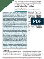 Repair and Strengthening of Damaged RC Beams using Ferrocement Laminates