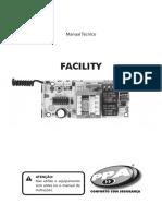 Manual Central Facility P2230