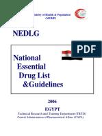 Egipto_essential_drug_guidelines
