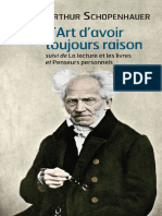 LArt davoir toujours raison, suivi de La lecture et les livres et Penseurs personnels by Schopenhauer Arthur (thedocstudy.com) (1).pdf
