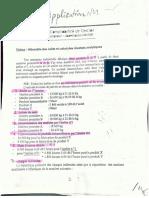 Comptabilité Analytique Exercice 01