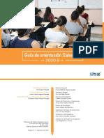 Guia de orientacion Saber 11 Calendario A.pdf