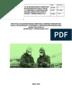 PROTOCOLO DE BIOSEGURIDAD DE ESTRATEGIA Y OPERACIONES