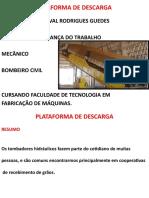 PLATAFORMA DE DESCARGA