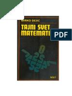 Mirko Dejić_Tajni_svet_matematike