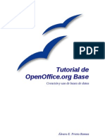 tutorial OPENOFFICE Base