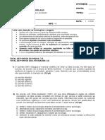 Sociologia Geral e do Direito DI01TA - 2017-1 (Salvo Automaticamente)