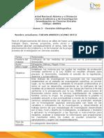 Anexo 2 – Revisión bibliográfica_Ineficacia de las medidas de protección en la prevención del feminicidio