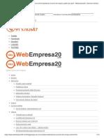 La mayoría de los compradores online abandonan el carro de compras ¿Sabes por qué_ - Webempresa20 - Internet orientado a resultados.pdf