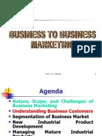 Understanding Business Customers