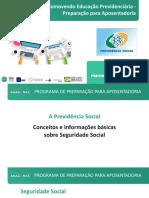 Promovendo Educação Previdenciária - Preparação para Aposentadoria.pdf