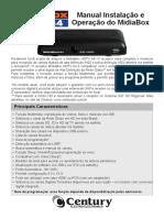 Manual Usuario MidiaBox B4+
