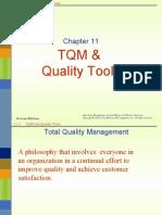 Chap 11 Tqm & Quality Tools