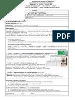 PDF . ROTEIRO ING 2ºA 17 a 21 AGOSTO