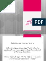 4.- medicina grecorromana