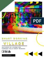 2020 Ottobre Agenda Smart Working Village
