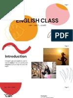 ENGLISH CLASS (1)