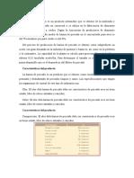 ANÁLISIS DE CASO N°4 ESTUDIO DE FACTIBILIDAD PARA CREAR UNA FÁBRICA DE HARINA DE PESCADO