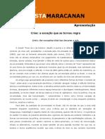 RODRIGUES, Thamara e RANGEL, Marcelo Temporalidade e crise sobre a (im)possibilidade do futuro e da política no Brasil e no mundo contemporâneo