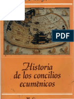 Alberigo Giuseppe - Historia de Los Concilios Ecumenicos