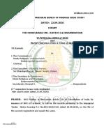 Madurai HC Palani Temple Judgment