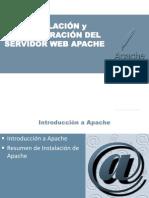 Configuración Apache